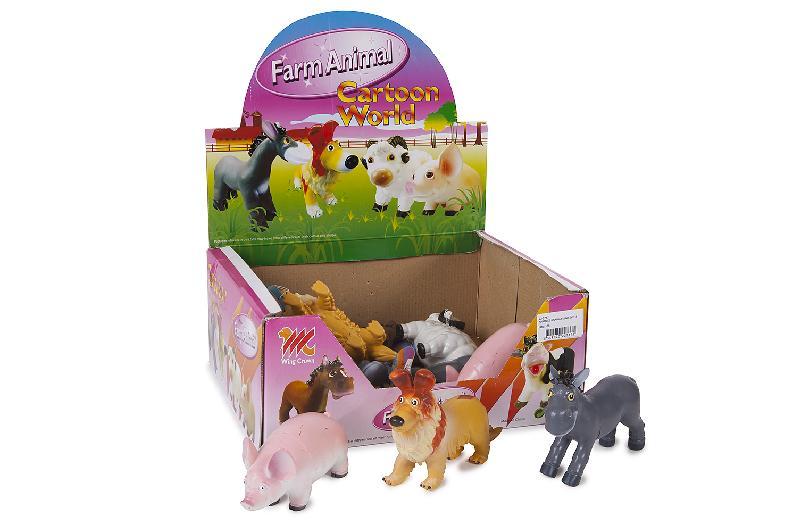 ANIMALES GRANJA FUNNY EXP.18