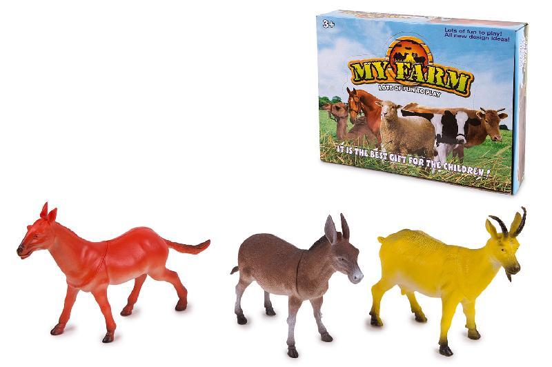 ANIMALES GRANJA RN EXP.6