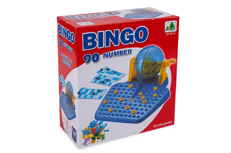 BINGO  LOTTO MANUAL CAJA