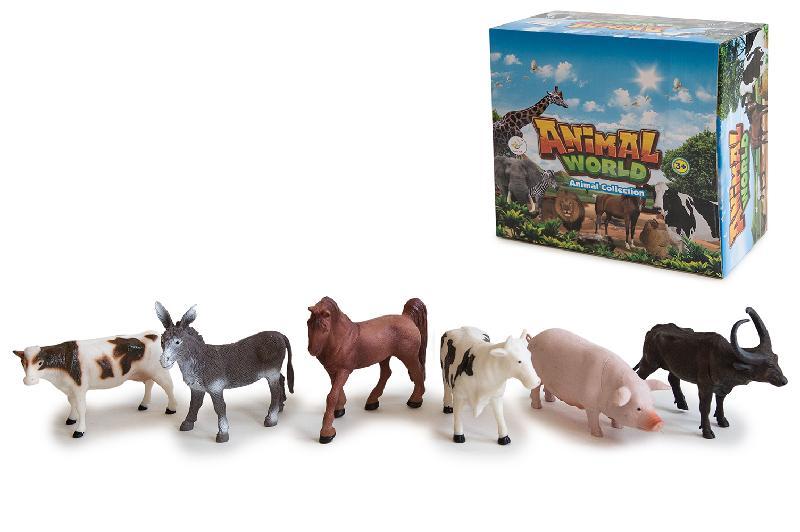 ANIMALES GRANJA EXP.12